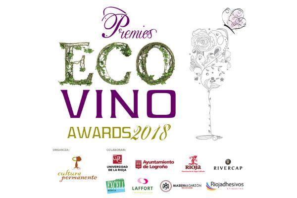 """Ocho """"Grandes Oros"""" en los premios """"Ecovino"""" 2018"""