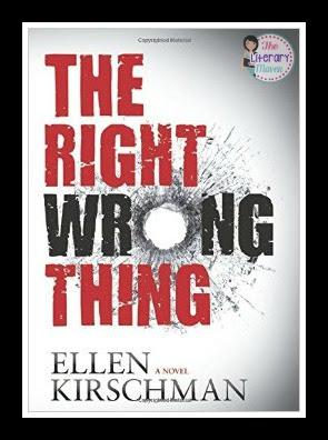 In The Right Wrong Thing by Ellen Kirshman, police psychologist Dr. Dot Meyerhoff struggles to counsel a young female officer after she shoots an unarmed pregnant teenager. The plot thickens when that young officer is found dead, the suspects are many, and Dr. Meyerhoff does some investigating of her own. Visit theliterarymaven.com between 10/12 & 10/19 to enter to win your own copy.