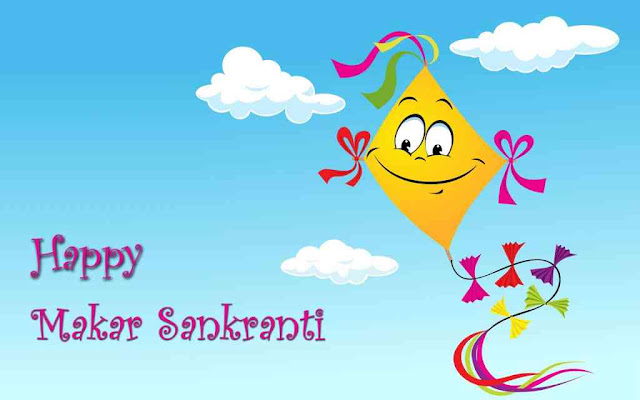 Happy Makar Sankranti Status