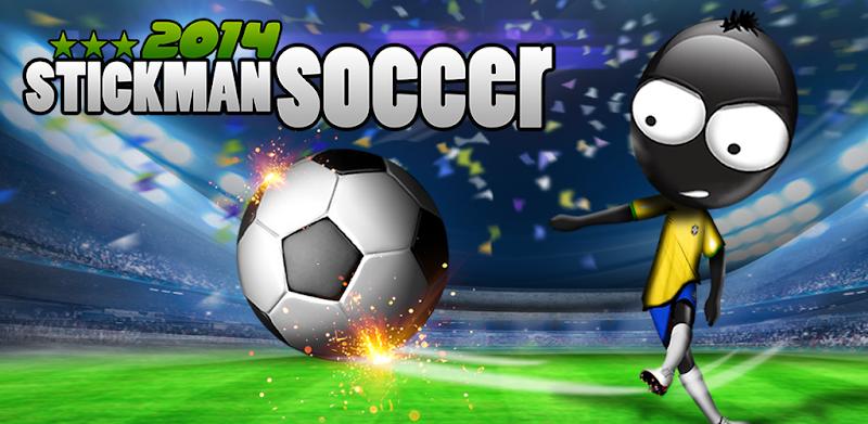 Stickman Soccer 2014 Pro v2.3 Apk Mod [Desbloqueado]