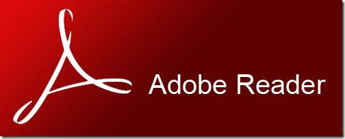 تحميل برنامج Adobe Reader PDF