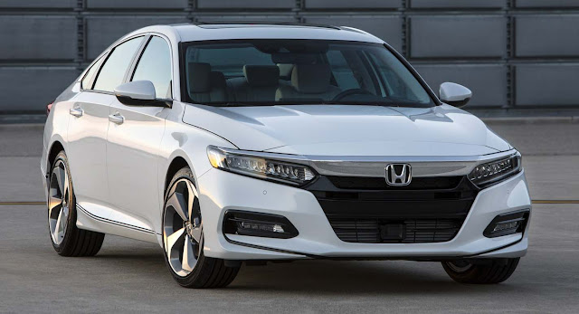 Honda Accord 2018 Indonesia
