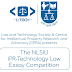 The NLSIU IPR-Technology Law Essay Competition