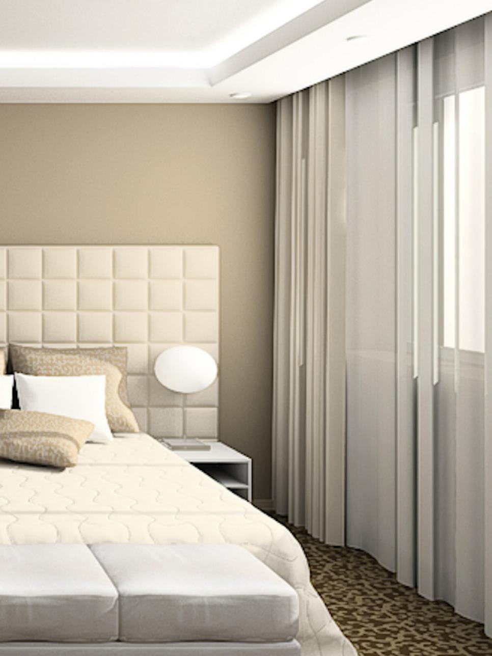 exciting bedroom window curtains | Interior Design: Beautiful Window Treatments For Your Home