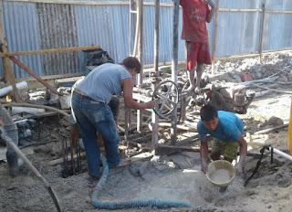 Jasa dan tukang bore pile dan sumur bor Denpasar Bali