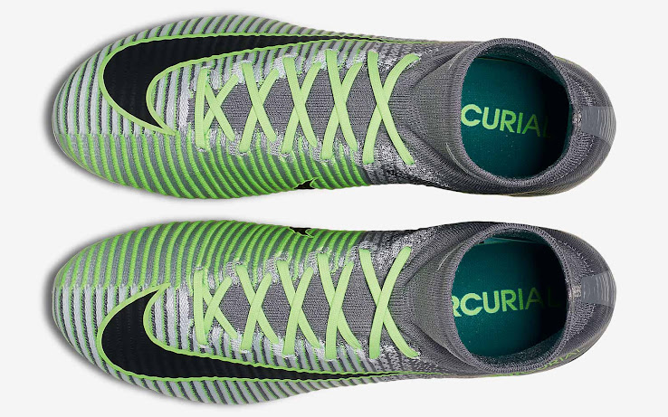 wholesale dealer 350a4 5f59c Additionally, the sole plate of the Nike Mercurial Superfly V boots has  been completely worked it even is 40% lighter thanks to the use of Nylon  instead of ...