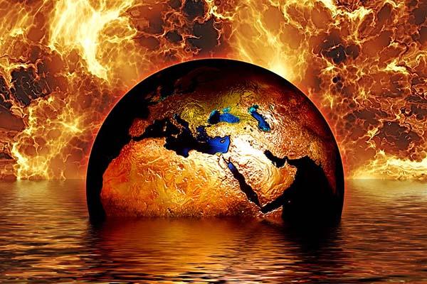 Científicos pronostican un 'caos climático' en la Tierra.