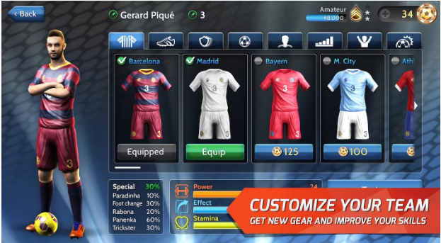Final kick: Online football APK-Final kick: Online football MOD APK