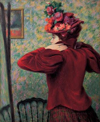 Federico Zandomeneghi - The Red Jacket