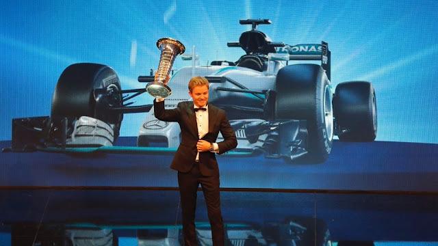berita f1 : Rosberg pensiun
