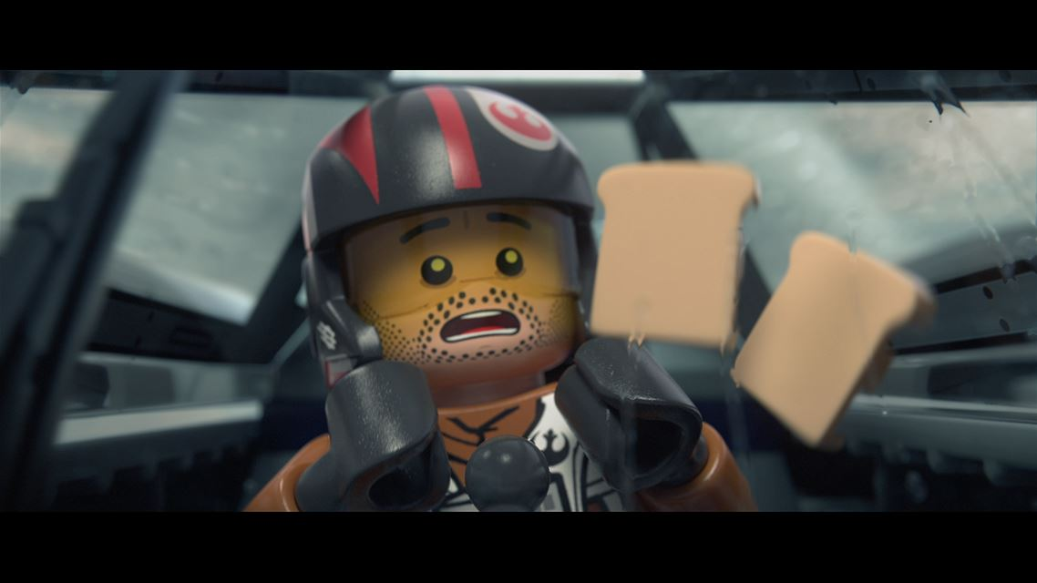 Collecting Asylum: Asylum Reviews: Lego Star Wars - The