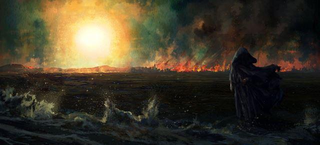 "DESERT NEAR THE END: Δείτε το νέο τους video για το ""Point Of No Return"""