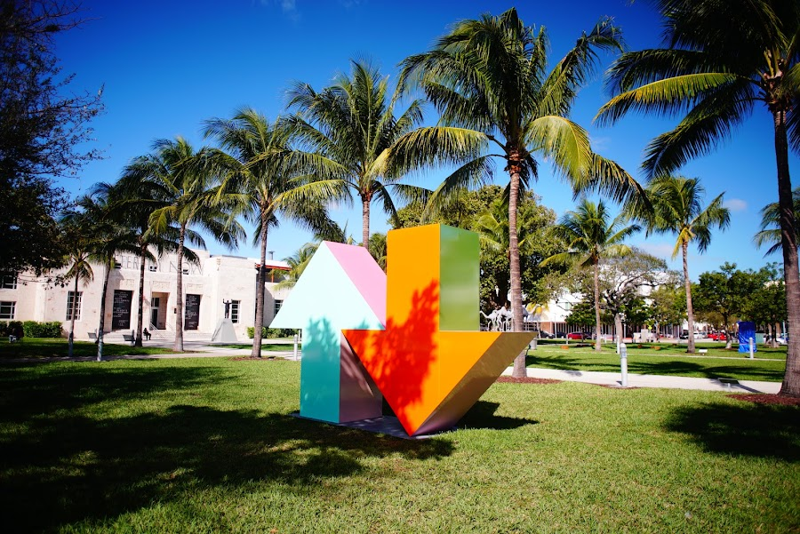 Bass museum of art Miami