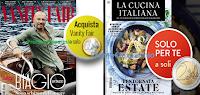 Logo Vanity Fair a solo 1€ + La Cucina Italiana a soli 2€ : scarica i coupon