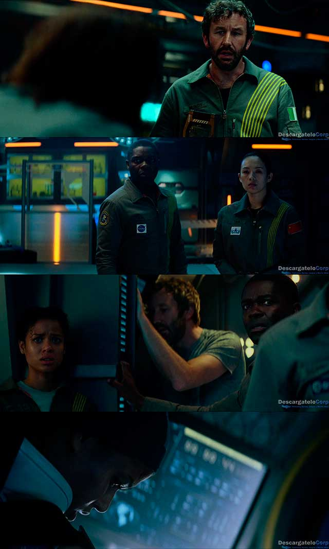 The Cloverfield Paradox (2018) DVDRip Latino