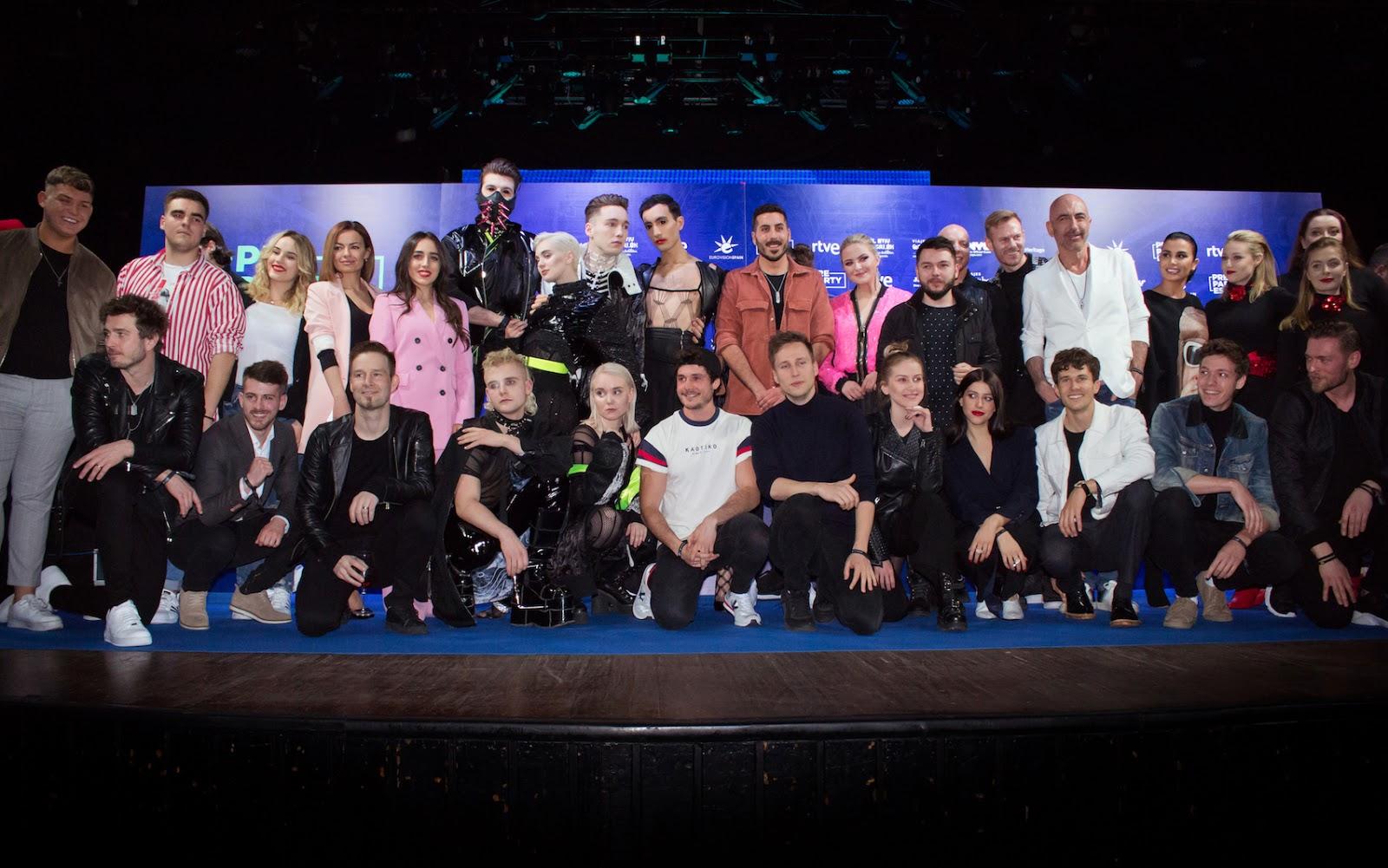 La Welcome PreParty ES da el pistoletazo de salida a un gran fin de semana eurovisivo