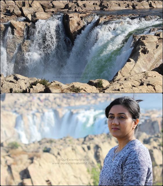 Dhuandhar Waterfalls, Jabalpur