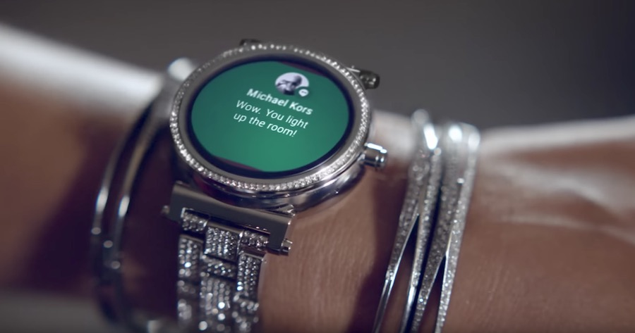 Canzone Michael Kors Pubblicità Smartwatch, Spot Ottobre 2017