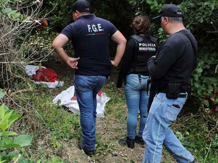 Zetas y CJNG podrían estar involucrados en fosas de Veracruz