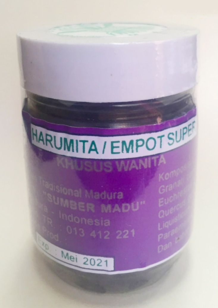 jual empot empot harumita jamu ramuan madura di surabaya