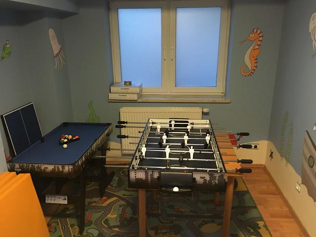Hotel Nowa Ski, Karpacz, pokój zabaw