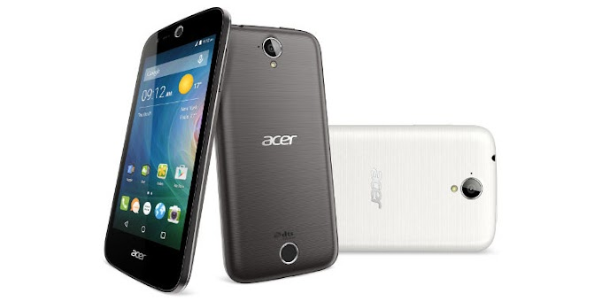 Acer Liquid Z320 announced