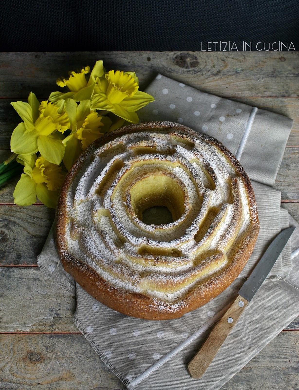 Letizia in Cucina: Ciambella alla panna calda (una hot whipped cream ...