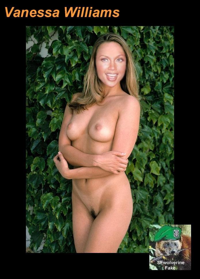 Vanessa lynn williams porn return