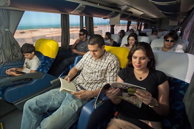 Novidade: Empresa de ônibus inicia rotas entre Igarassu, Goiana, Caaporã, João Pessoa e Cabedelo
