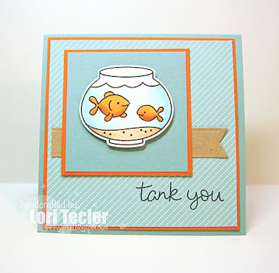 Tank You card-designed by Lori Tecler/Inking Aloud-stamps from Lawn Fawn