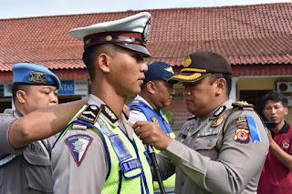 Polres Cirebon Kota Gelar Apel Pelaksanaan Operasi Zebra Lodaya 2017