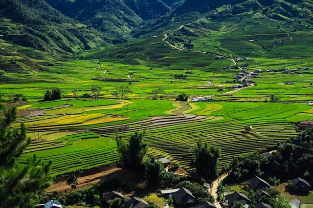 The insanely picturesque Sapa trek in Vietnam 1