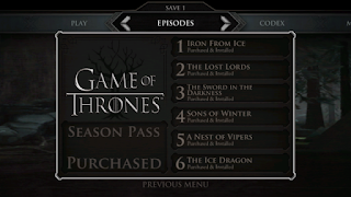 Game of Thrones apk + obb + data
