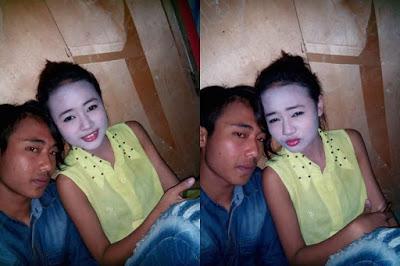 Netizen: Foto Sepasang Kekasih Ini Menjadi Viral Di Media Sosial Karena...