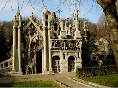 Ferdinand Cheval Palace (rumah unik di dunia)