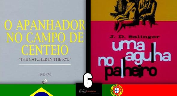News: Titulos de livros Brasil x Portugal 22