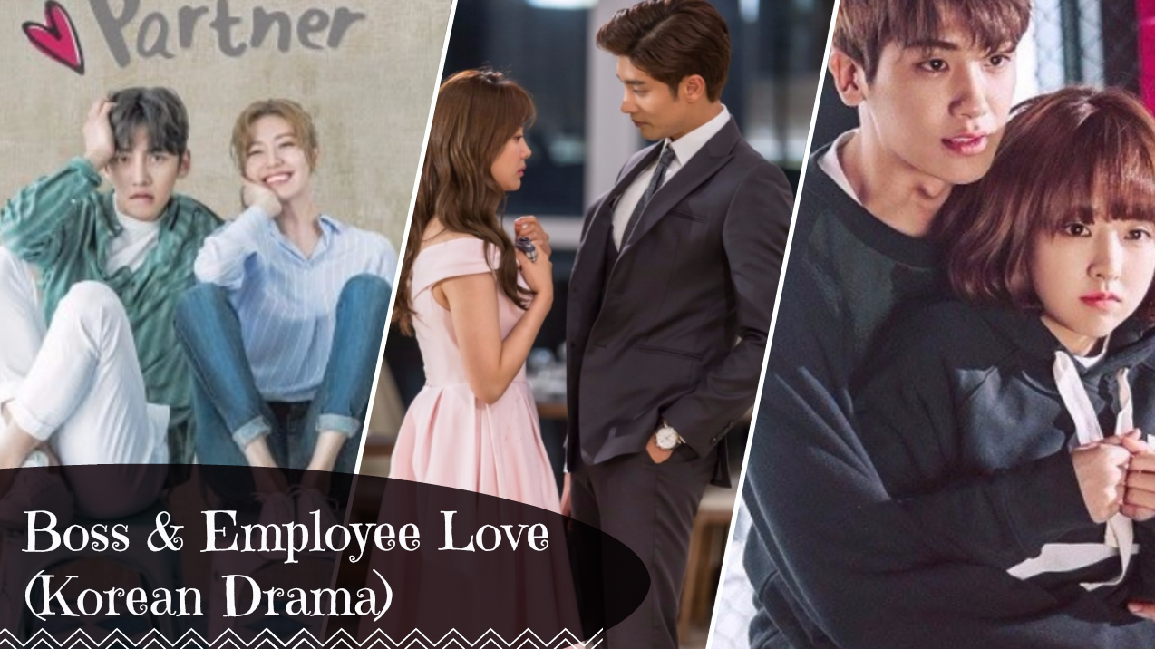 Top 15] Best Boss and Employee Love Korean Dramas - Asian Fanatic