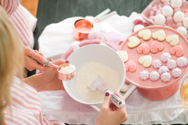 Pink Valentine Baking Party HomeSense