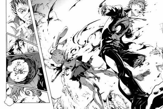 Critique Manga, Dark Kana, Deadman Wonderland, Jinsei Kataoka, Kana, Kazuma Kondou, Manga, Seinen, Smokin' Parade,