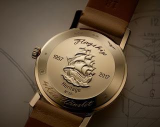 凱特.溫斯蕾 攜手浪琴表  打造公益聯名錶款- 凱特.溫斯蕾旗艦系列復刻腕錶