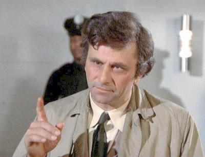 Resultado de imagen de teniente Columbo gifs