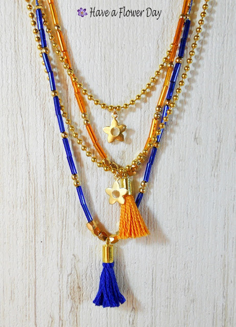 MINIM. Collares estilo bohemio · Bohemian necklaces