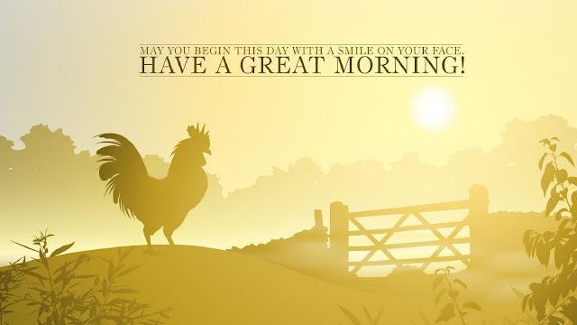 14 Hình ảnh, hình nền chào buổi sáng đẹp dễ thương nhất