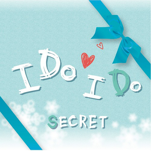 [Single] Secret – I Do I Do  (Japanese) (FLAC)