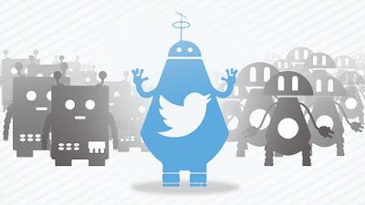 3. Twitter usuarios  no  reales?