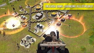 Free Download Call of Duty Heroes MOD APK v3.0.2 (Survival Hack+No Survey+No Damage) Versi Terbaru for Android
