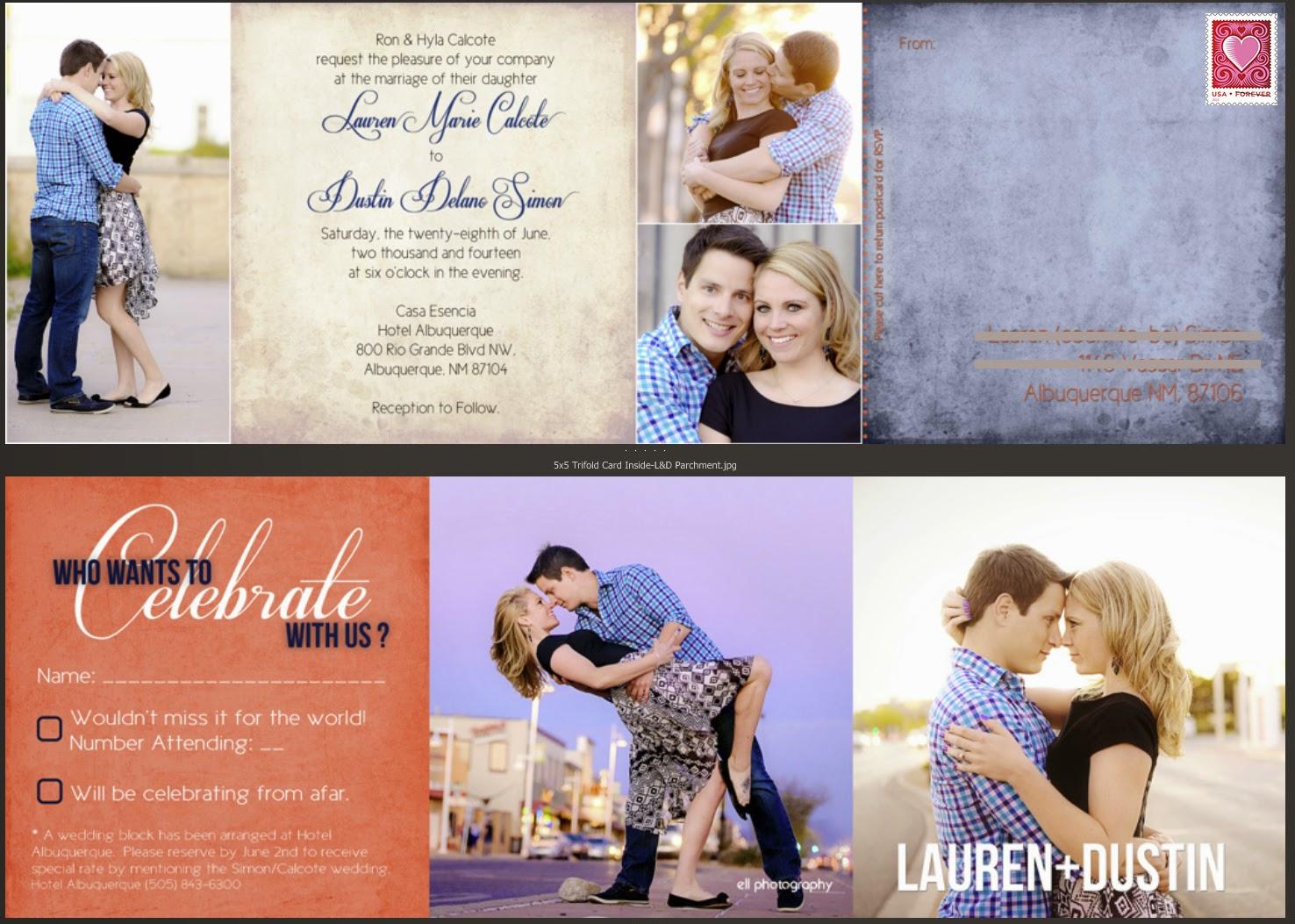 Wedding Invitations Albuquerque: Albuquerque Commercial Family And