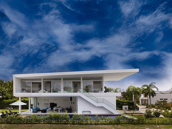 model rumah bertingkat minimalis 6