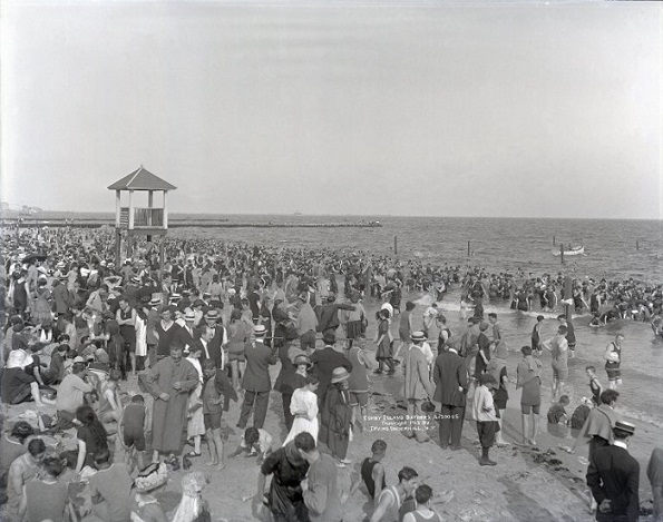 Coney Island 20th century