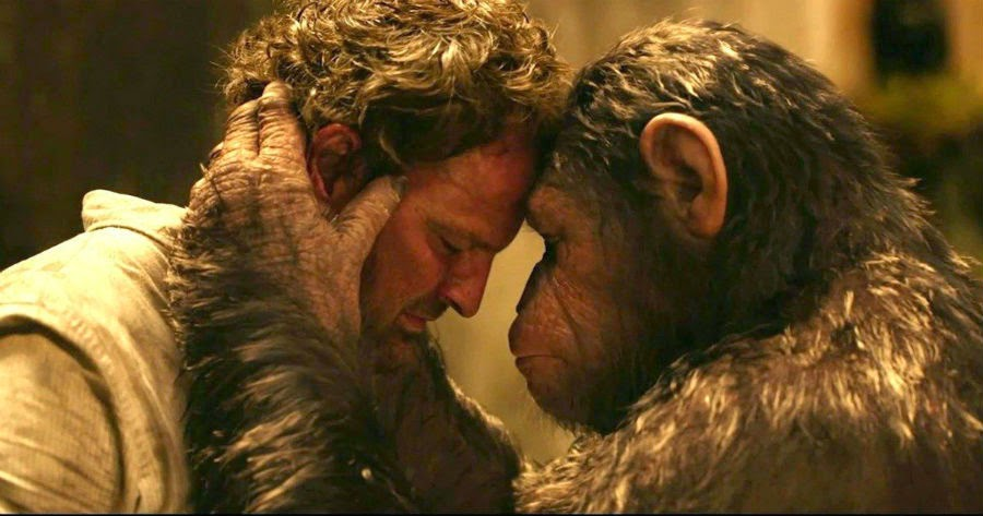 dawn of the planet of the apes great filmmaking smart apes